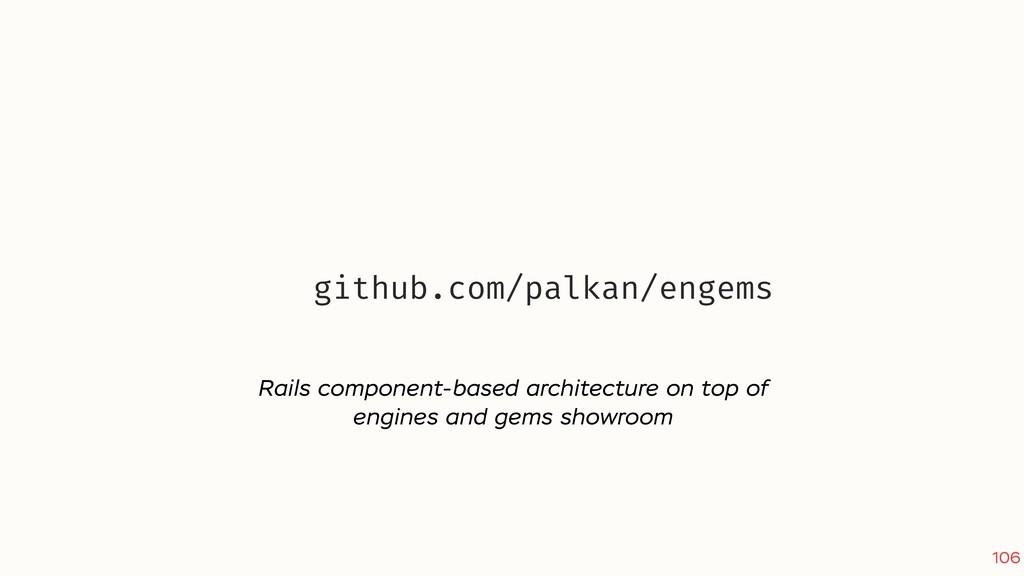 github.com/palkan/engems 106 Rails component-ba...