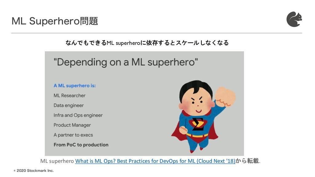˜4UPDLNBSL *OD .-4VQFSIFSP なんでもできるML ...