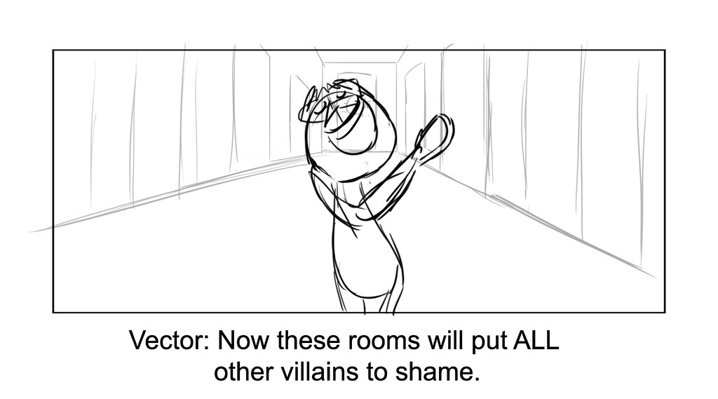 Vector: Now these rooms will put ALL other vill...