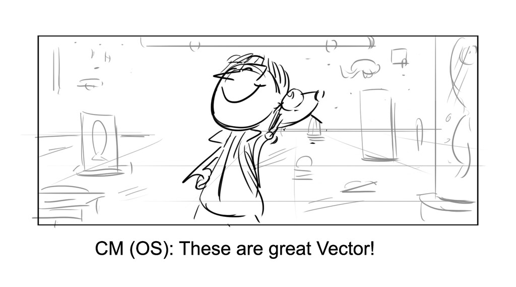 CM (OS): These are great Vector!