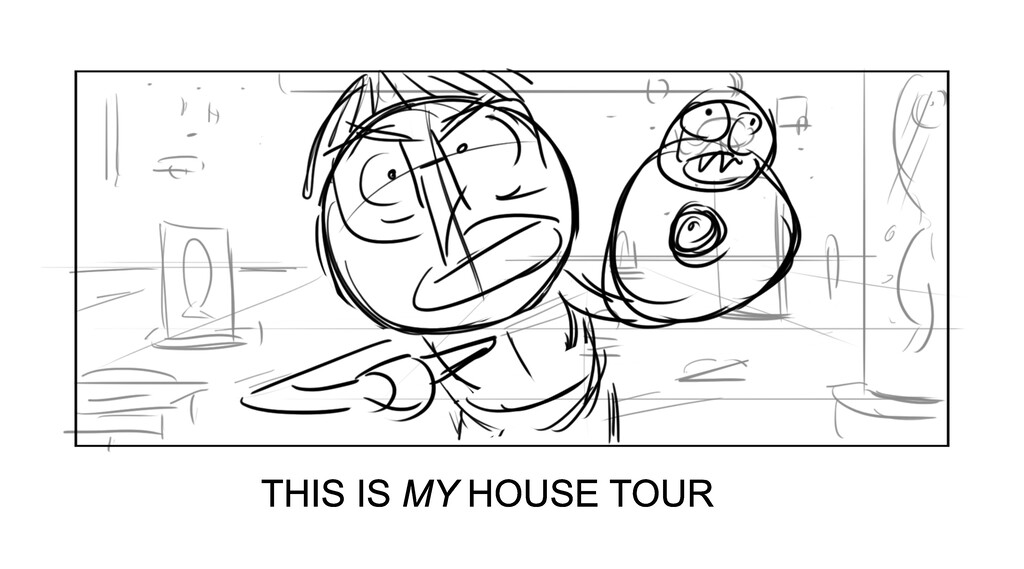 THIS IS MY HOUSE TOUR