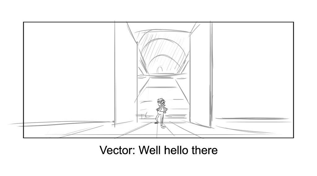 Vector: Well hello there