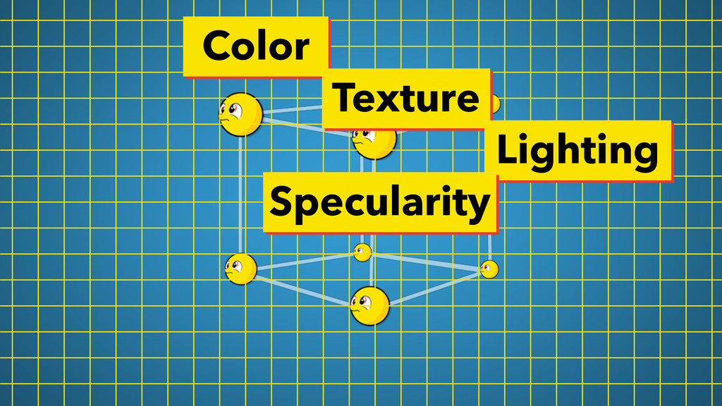 Color Texture Lighting Specularity