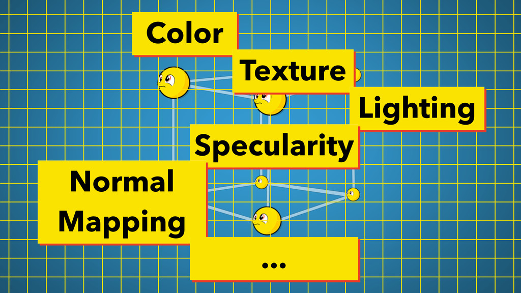 Color Texture Lighting Specularity Normal Mappi...