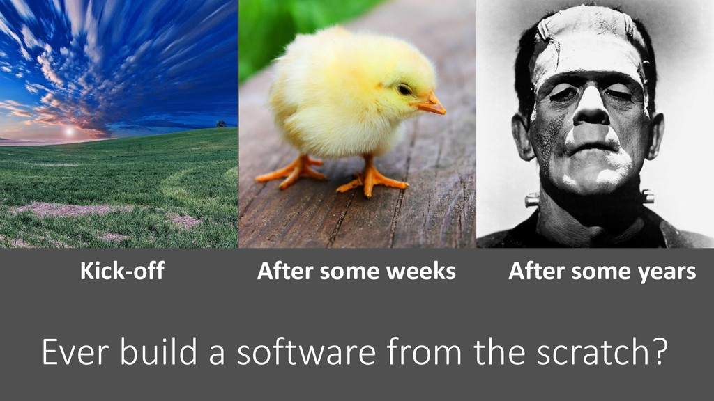 @ManfredSteyer Ever build a software from the s...