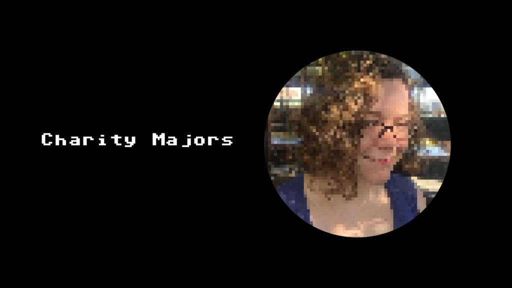 Charity Majors