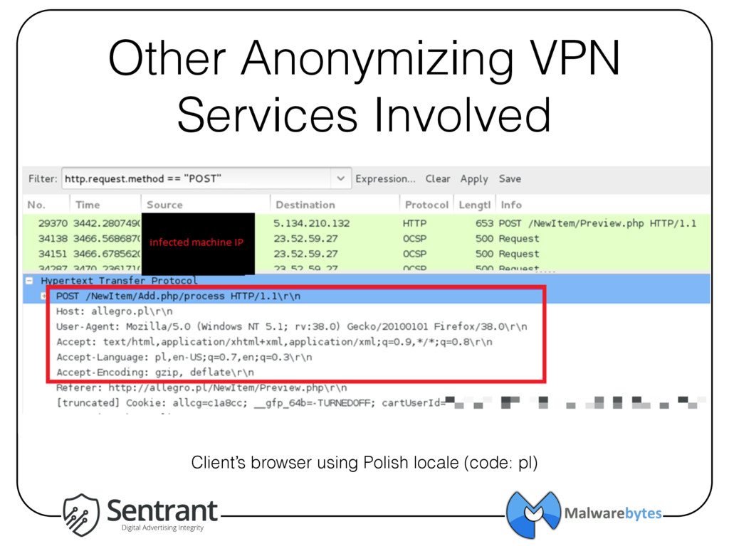 Other Anonymizing VPN Services Involved Client'...