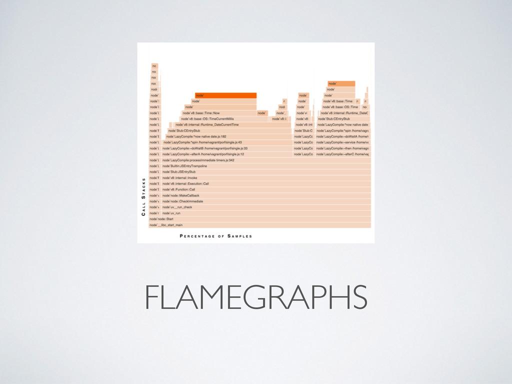 FLAMEGRAPHS