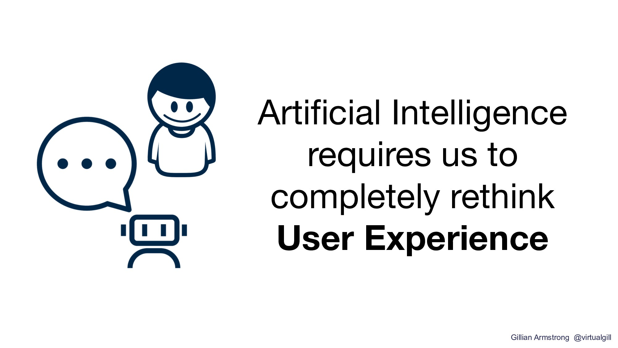 Artificial Intelligence requires us to complete...