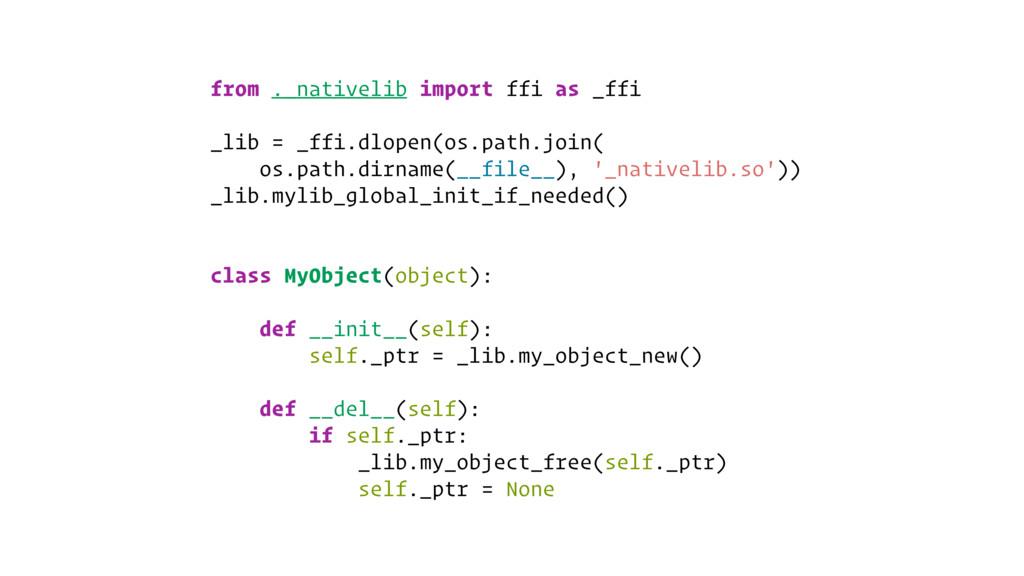 from ._nativelib import ffi as _ffi _lib = _ffi...