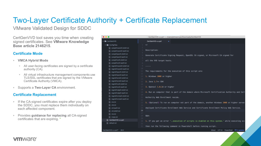 Two-Layer Certificate Authority + Certificate R...