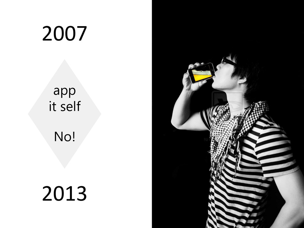 19 app it self No! 2007 2013