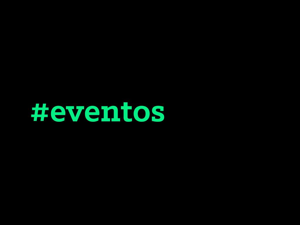 #eventos