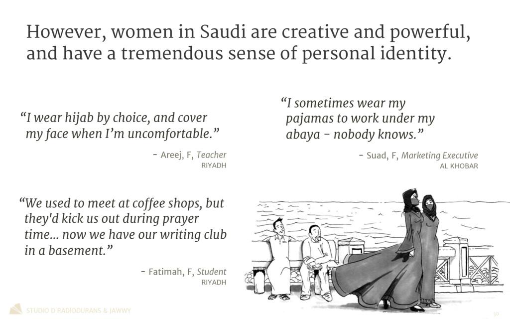 STUDIO D RADIODURANS & JAWWY However, women in ...