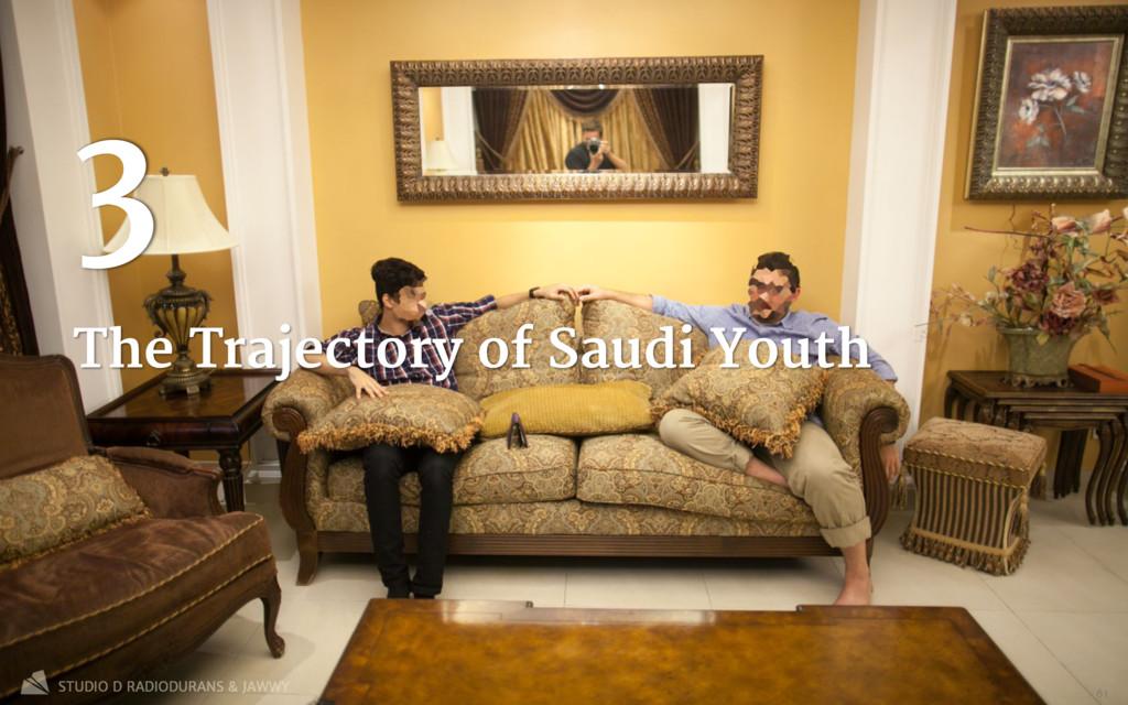 The Trajectory of Saudi Youth 3 61 STUDIO D RAD...