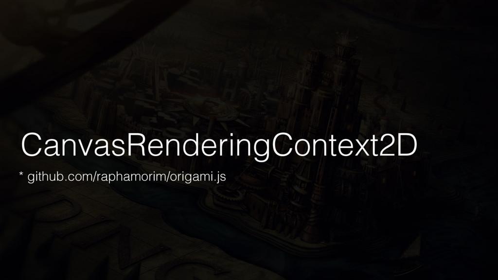 CanvasRenderingContext2D * github.com/raphamori...