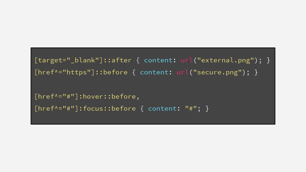 "[target=""_blank""]::after { content: url(""extern..."