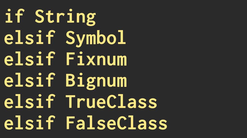 if String elsif Symbol elsif Fixnum elsif Bignu...