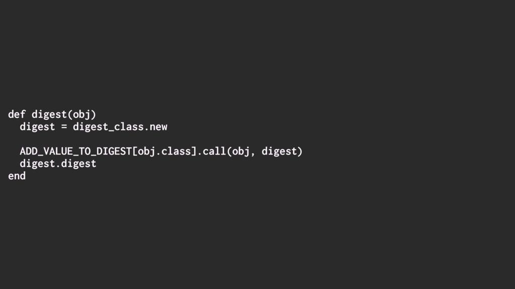 def digest(obj) digest = digest_class.new ADD_V...