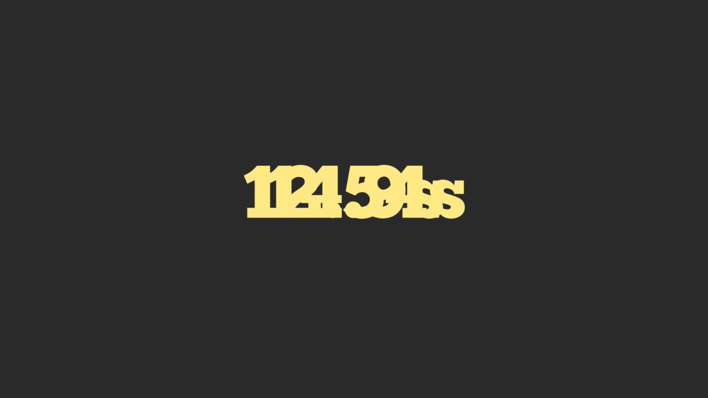 14.9s 12.54s