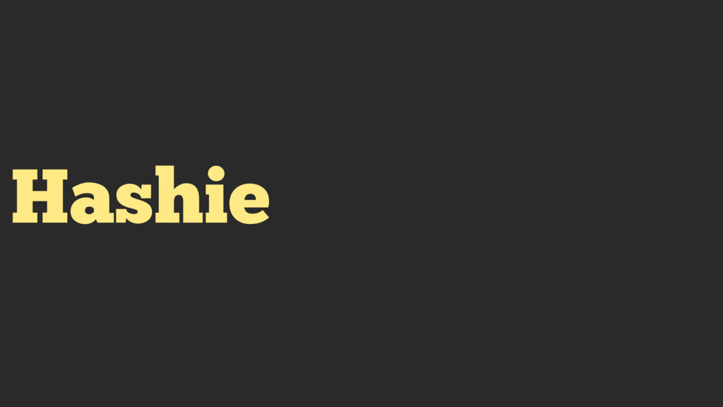 Hashie