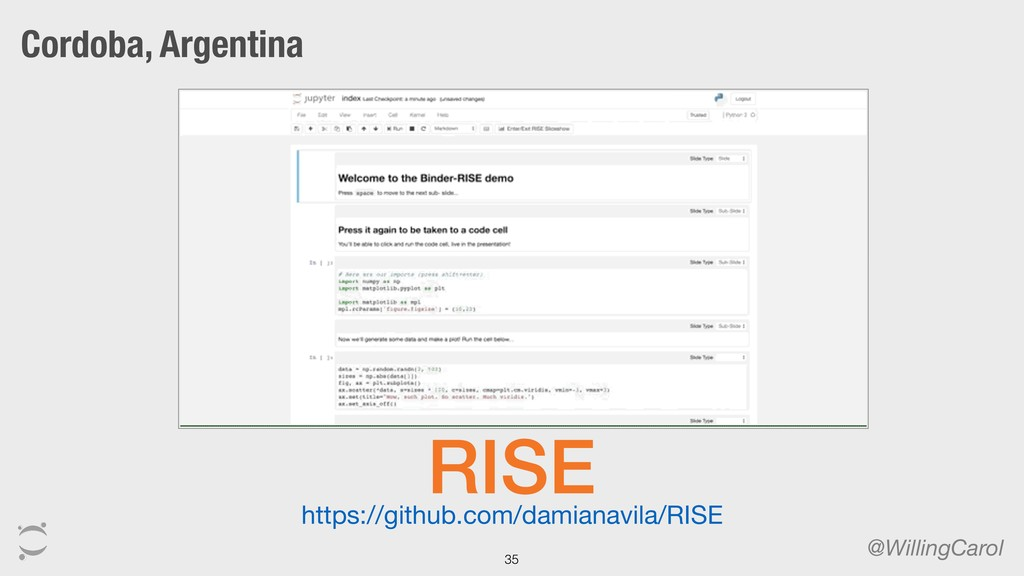 @WillingCarol 35 https://github.com/damianavila...
