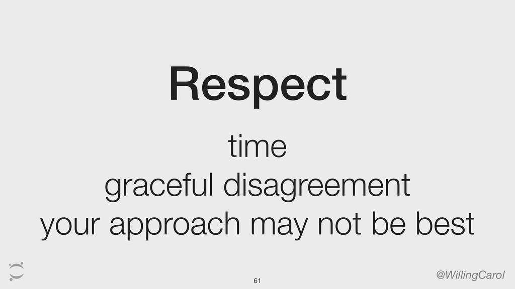Respect @WillingCarol time graceful disagreemen...