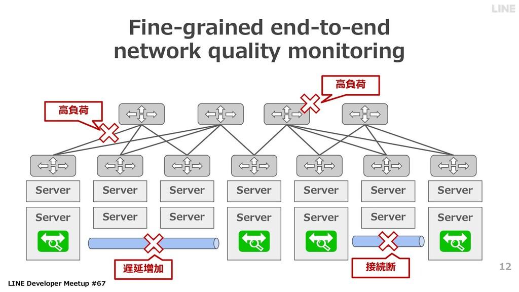 LINE Developer Meetup #67 Fine-grained end-to-e...
