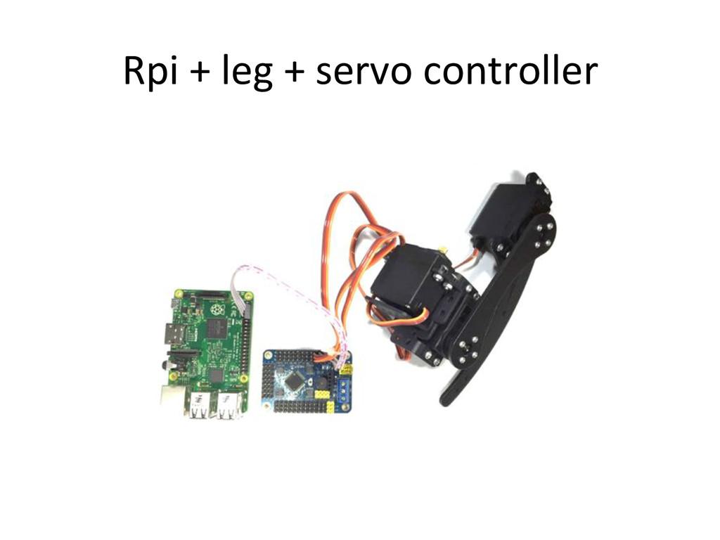 Rpi)+)leg)+)servo)controller)