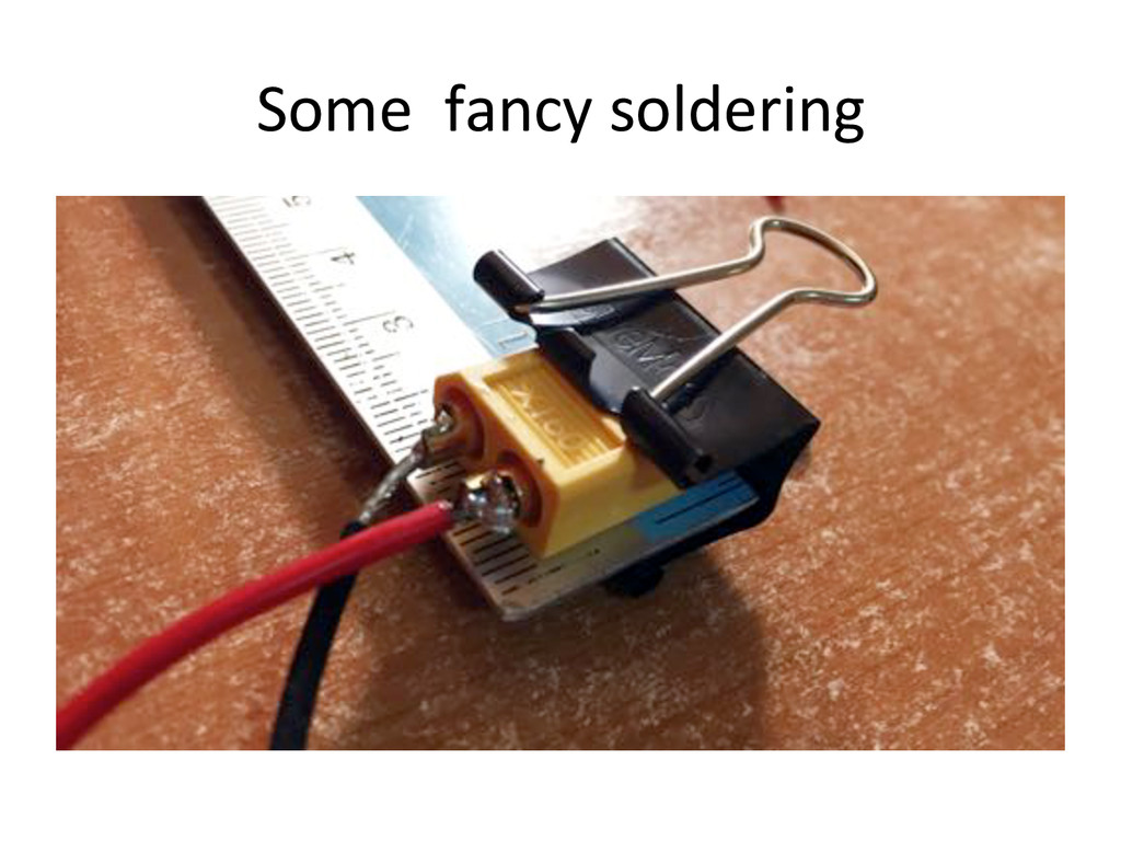 Some))fancy)soldering)