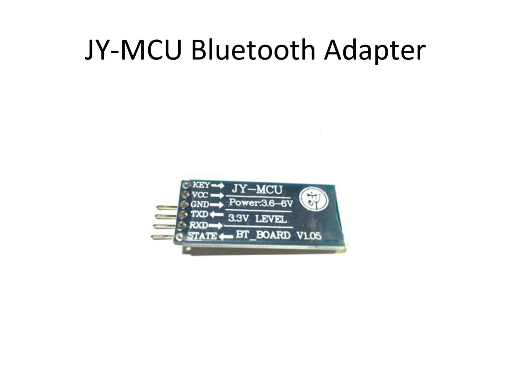 JYUMCU)Bluetooth)Adapter)