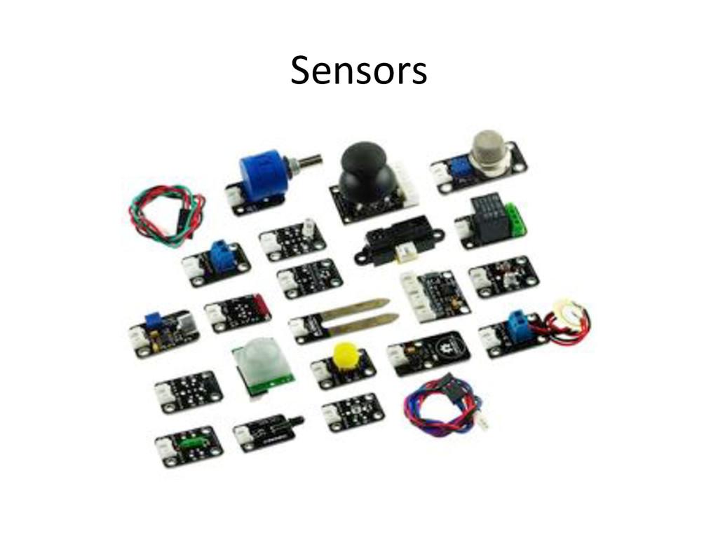 Sensors)