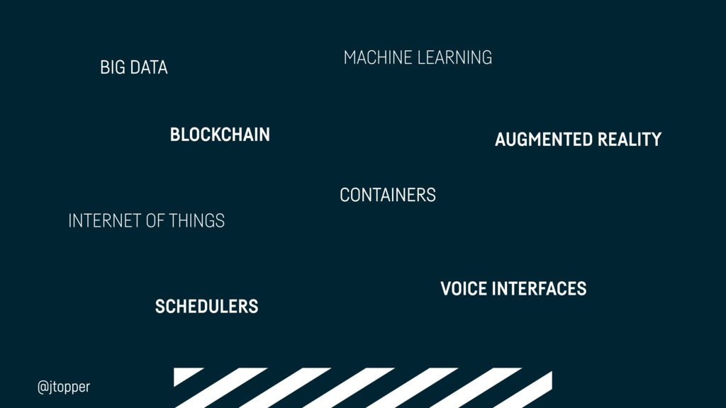 BIG DATA BLOCKCHAIN INTERNET OF THINGS CONTAINE...