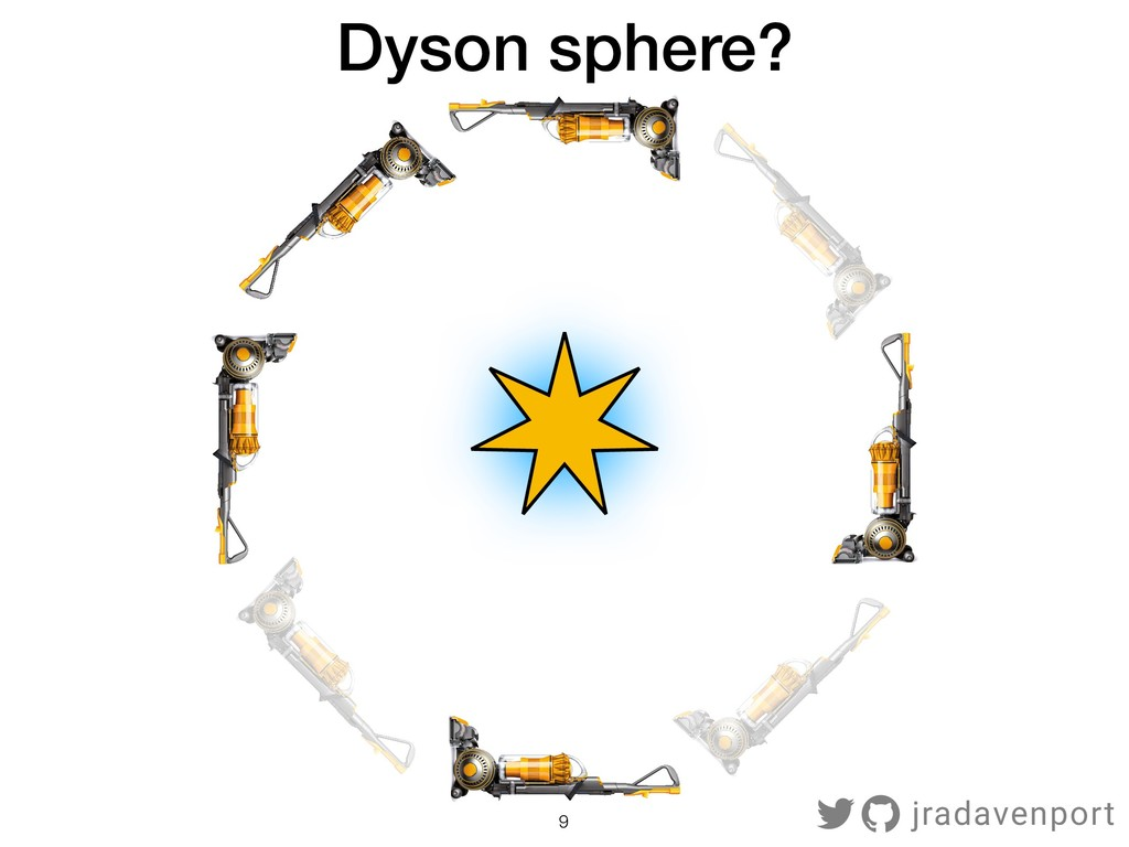 9 Dyson sphere? jradavenport