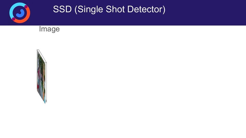 SSD (Single Shot Detector) Image