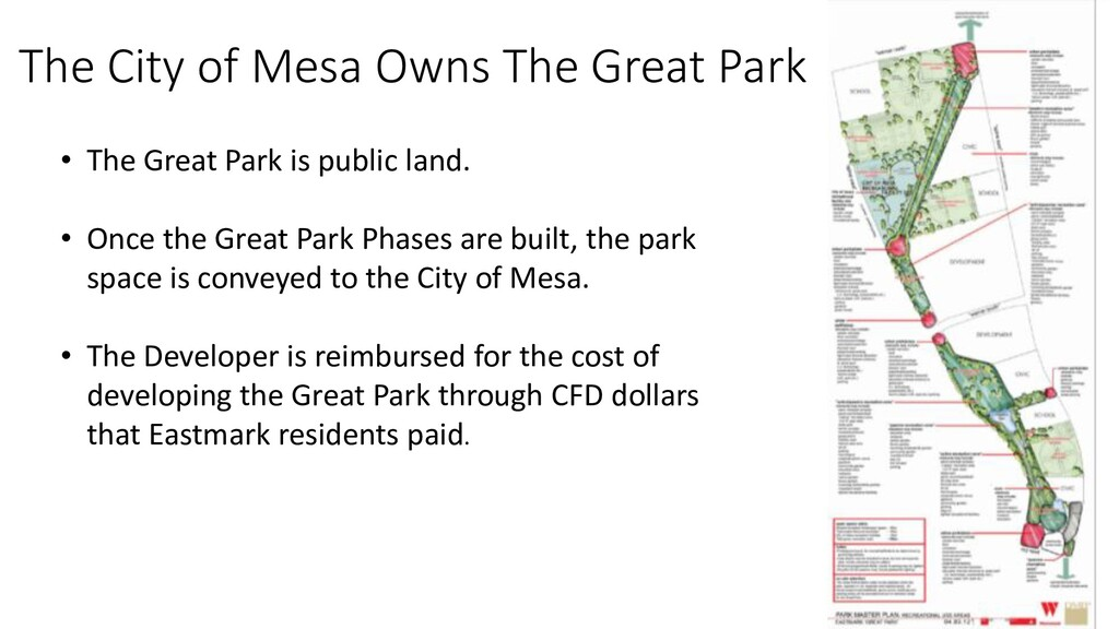 The City of Mesa Owns The Great Park • The Grea...