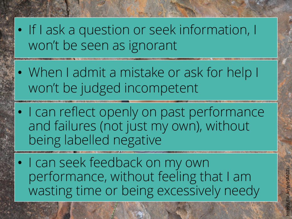• If I ask a question or seek information, I wo...