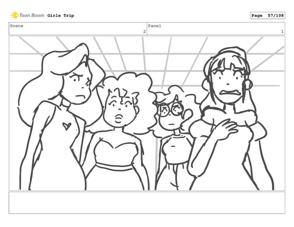 Scene 2 Panel 1 Girls Trip Page 57/108