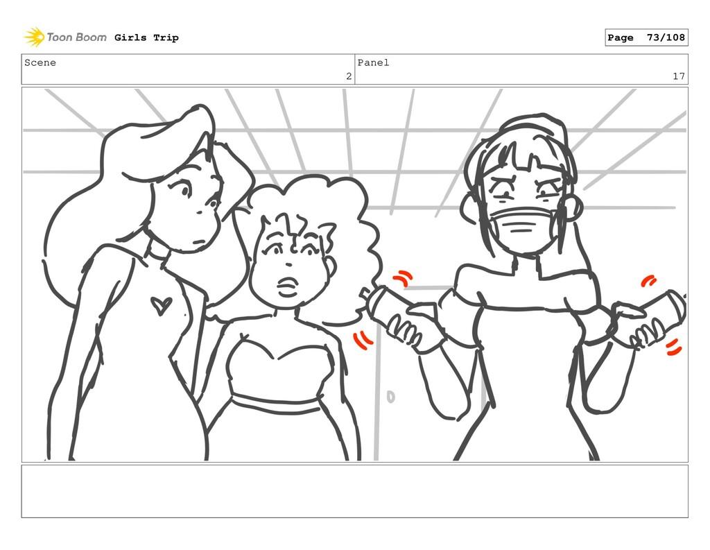 Scene 2 Panel 17 Girls Trip Page 73/108