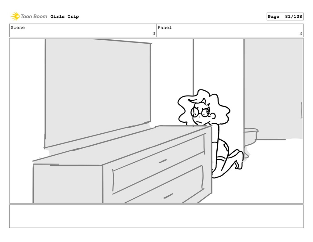 Scene 3 Panel 3 Girls Trip Page 81/108