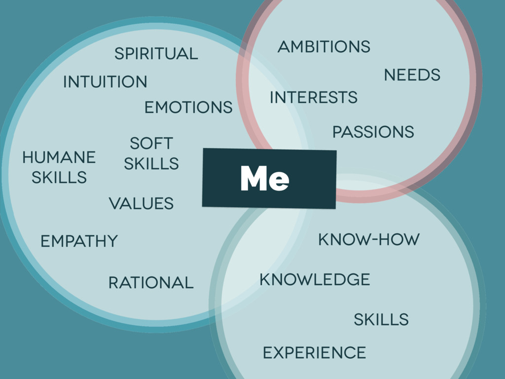 skills Ambitions knowledge interests Passions v...