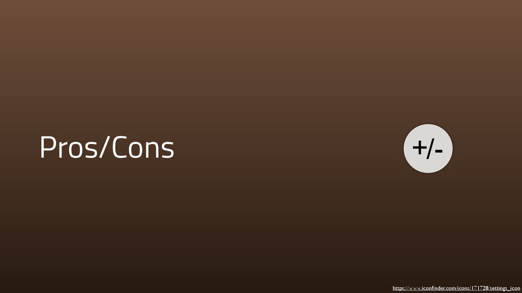 Pros/Cons https://www.iconfinder.com/icons/17172...