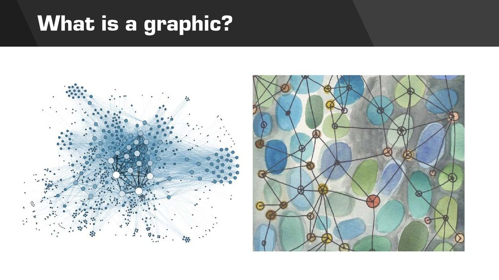 What is a graphic?