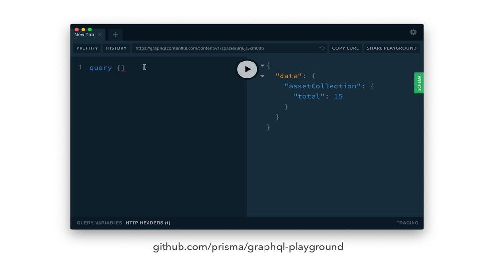 github.com/prisma/graphql-playground