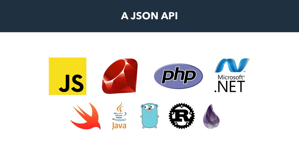 A JSON API