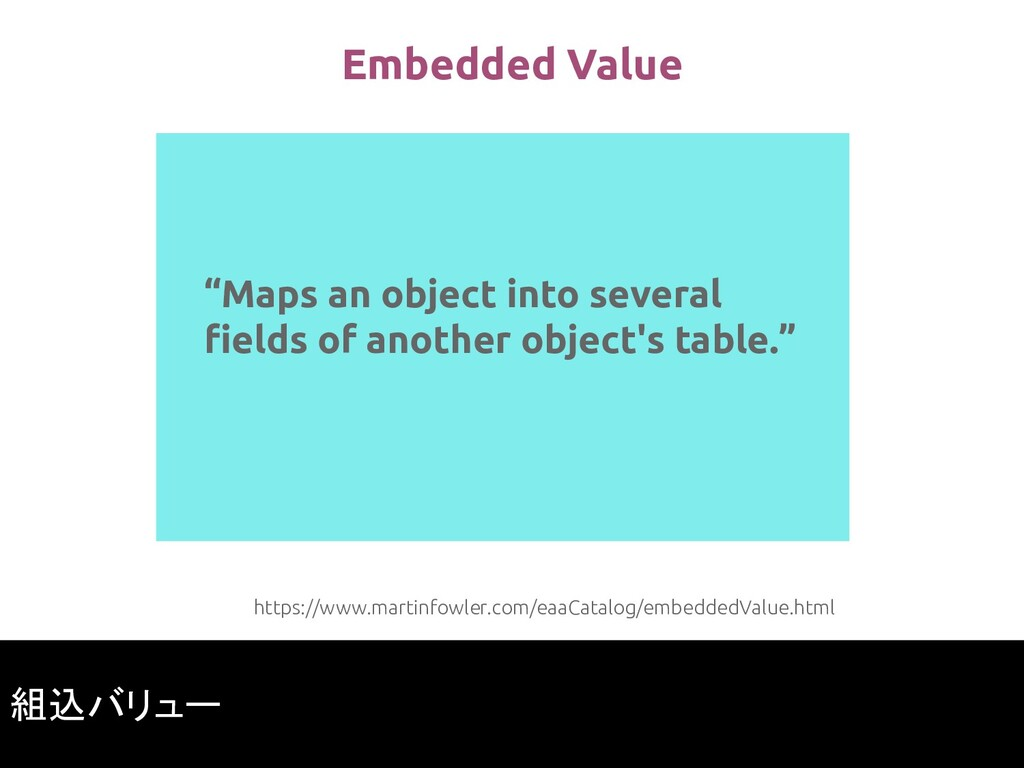 """Maps an object into several fields of another o..."
