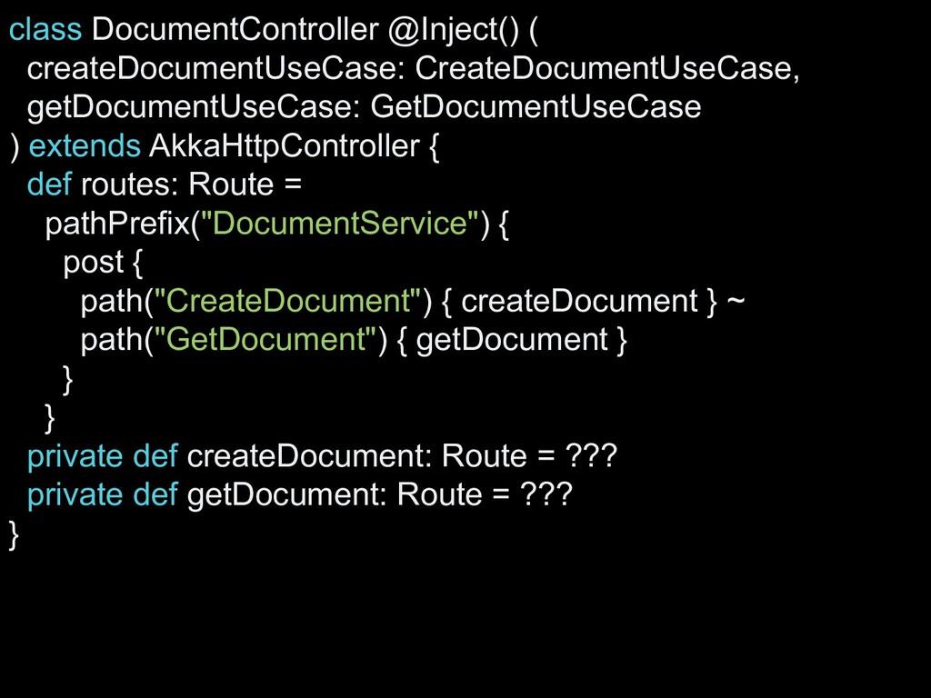 class DocumentController @Inject() ( createDocu...