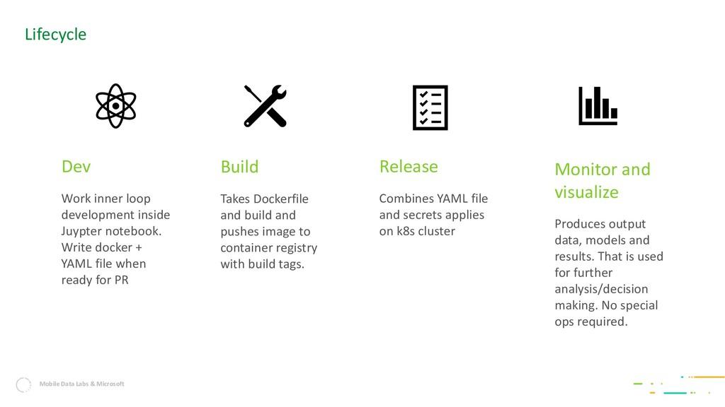 Lifecycle Mobile Data Labs & Microsoft Dev Work...