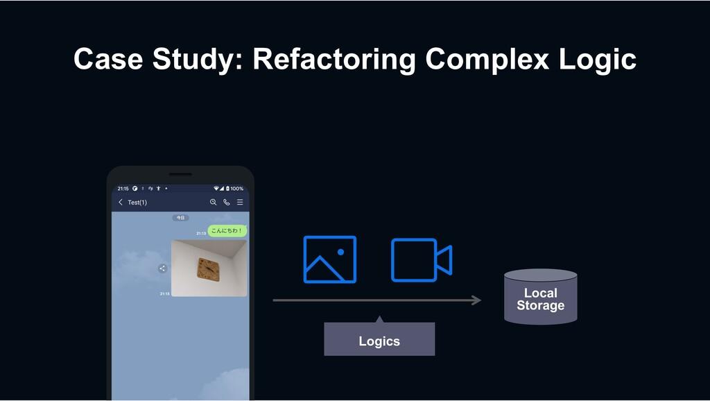 Case Study: Refactoring Complex Logic Logics Lo...