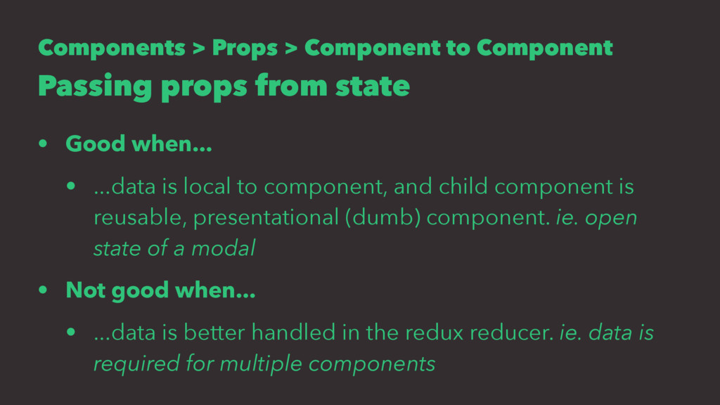 Components > Props > Component to Component Pas...